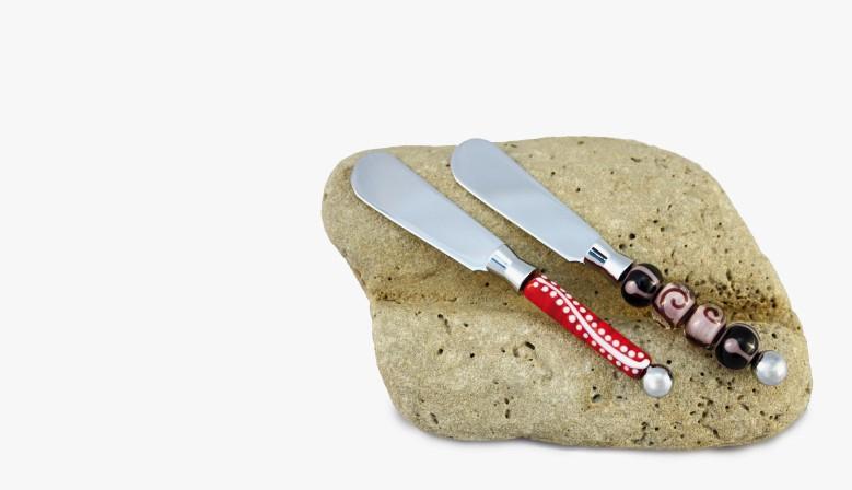 couteau a beurre - atelier de perlinpinpin